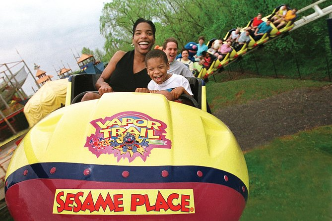 Sesame Place Admission Ticket, ,