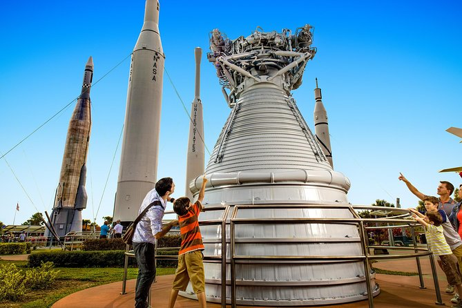 Centro espacial Kennedy en Cabo Cañaveral: Ultimate Space Pass, Cocoa Beach, FL, ESTADOS UNIDOS