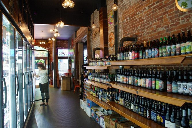 Philadelphia: Craft Beer, Bars and Brewing History (Small Group), Filadelfia, PA, ESTADOS UNIDOS