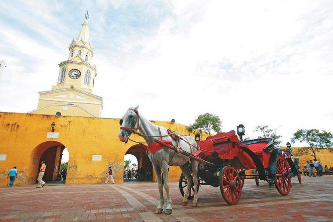 Cartagena half day city tour, Cartagena de Indias, COLOMBIA