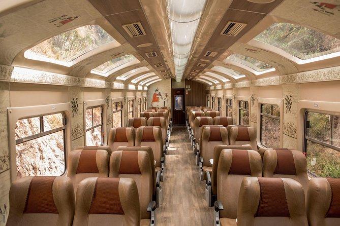 PeruRail Expedition Train to Machu Picchu, Machu Picchu, PERU