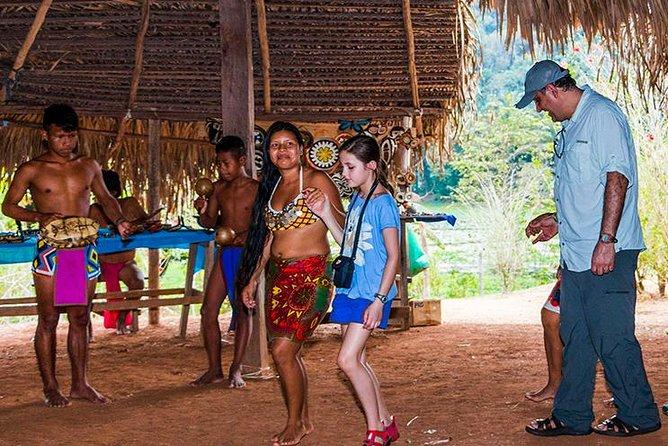Embera Indigenous Community Tour From Panama City, Gamboa, PANAMA