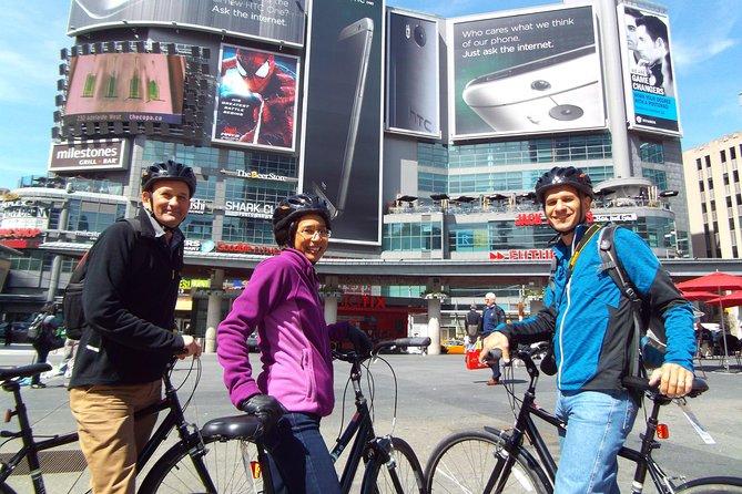 Downtown Toronto Bike Tour, Toronto, CANADA