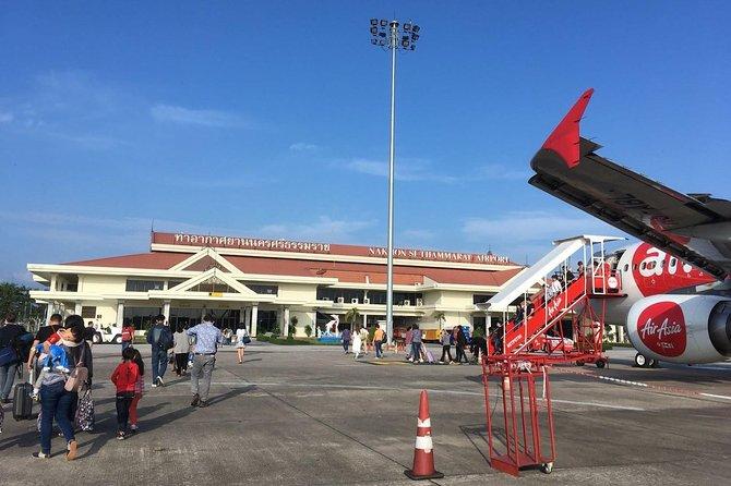 Koh Tao to Nakhon Si Thammarat Airport by Seatran Discovery Ferry and Minivan, Ko Tao, TAILANDIA