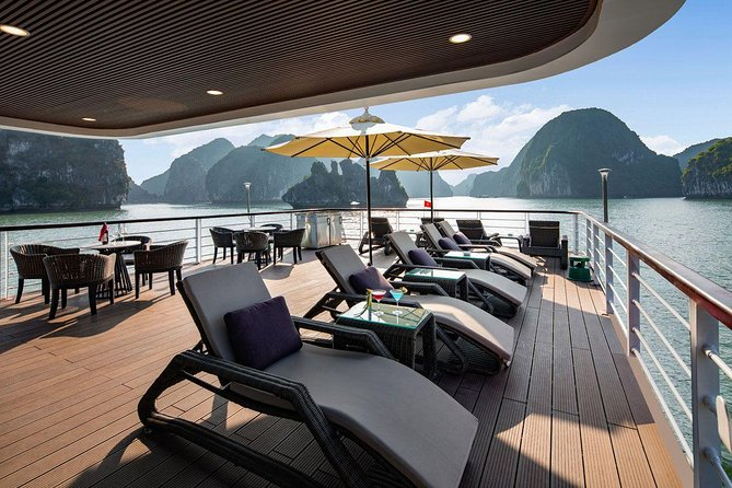 Jade Sails - Halong Bay Luxury Day Cruise from Hanoi, Halong Bay, VIETNAM
