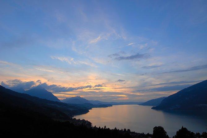 Interlaken Cruise Day Pass on Lake Thun and Lake Brienz, 2nd class, Berna, SUIZA