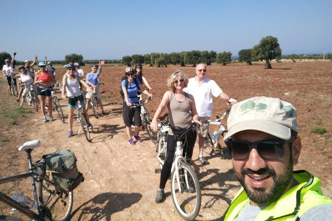 Bike Tour at Sunset, Brindisi, ITALIA