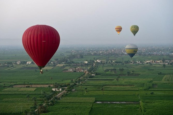 4 days Nile cruise luxor,Aswan,hot air balloon&abu simbel with train from Cairo, Guiza, EGIPTO