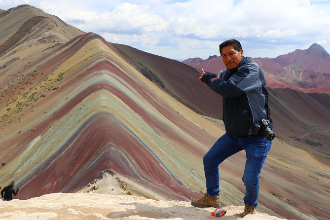 Rainbow Mountain Tour In The Afternoon, Cusco, PERU
