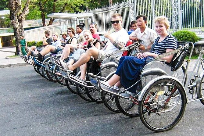 Ho Chi minh Cyclo City View, Ho Chi Minh, VIETNAM