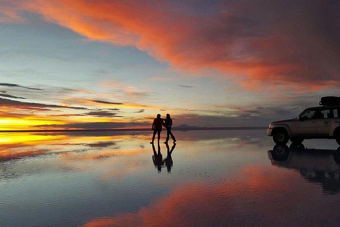 Tour de las estrellas y amanecer en el Salar de Uyuni - Tour privado, Uyuni, BOLIVIA