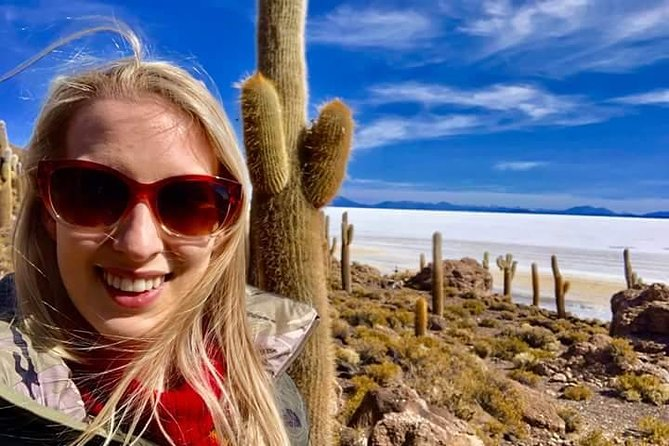 Visit to Uyuni Salt Flats from Sucre by Bus, Sucre, BOLIVIA