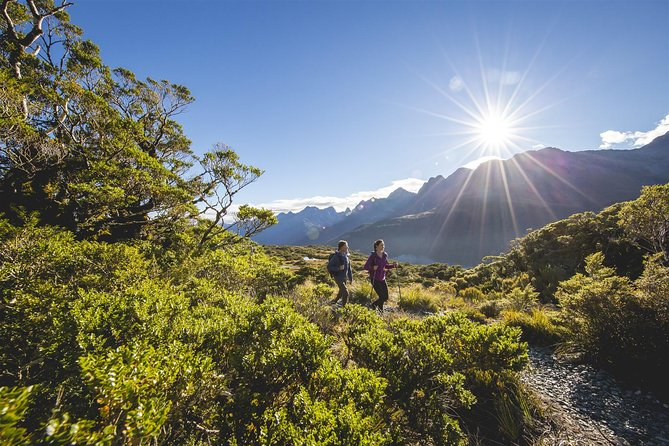 Full-Day Routeburn Track Key Summit Guided Walk from Te Anau, Te Anau, NOVA ZELÂNDIA