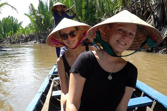 Mekong Delta Tour with Vinh Trang Pagoda, Rowing Boat Trip & Local Lunch, Ho Chi Minh, VIETNAM
