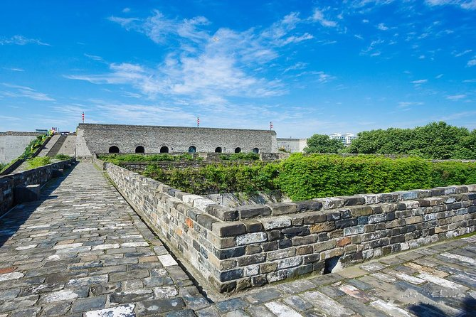 4-Hour Private Tour to Nanjing Massacre Memorial Hall,Walls and Yangtze Bridge, Nanjing, CHINA