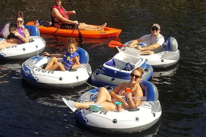 Spend the day at the river at kayaking, seasonal river tubing, Outpost games and fun.