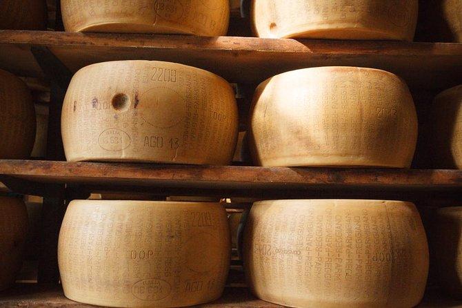 Recorrido gourmet sencillo por el valle gastronómico de Parma, Parma, ITALIA