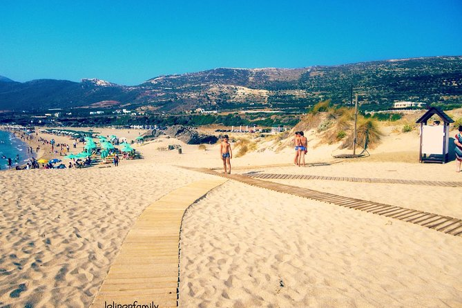 Chania City - Falassarna Beach (Small Group Tour), ,