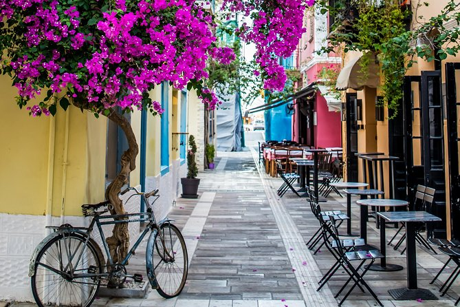 Nafplion - City Walking Tour, Corinto, Greece