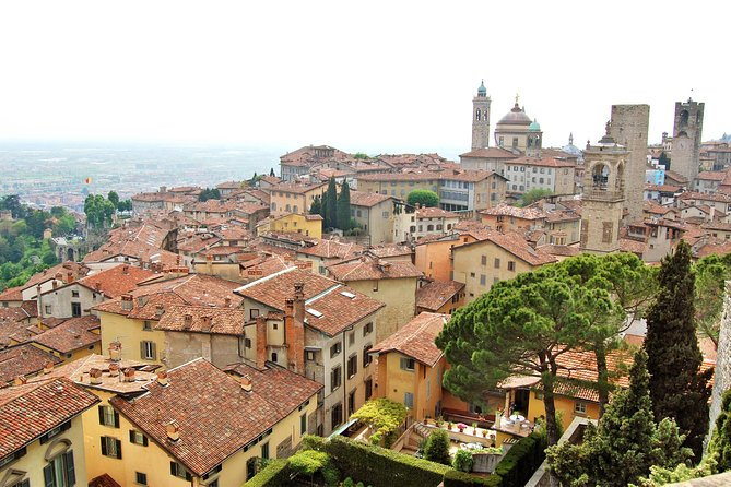 Bergamo Highlights, Private Walking Tour with Funicolare, Bergamo, ITALY