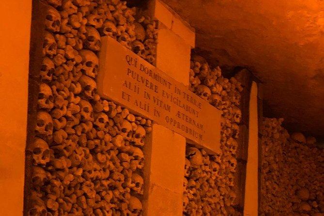 Excursão evite as filas nas Catacumbas de Paris, Paris, França