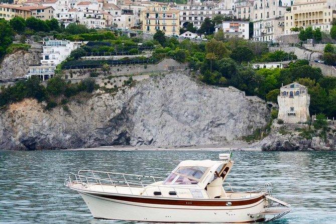 Amalfi Coast Private Boat Trip, Salerno, ITALIA