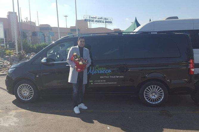 Agadir to Casablanca Airport Transfer, Agadir, MARROCOS