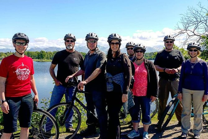 A local guide will take you on a leisurely bike ride along beautiful Tony Knowles Coastal Trail, beginning at Kincaid Park. Experience the beauty of the Cook Inlet, watch for moose and learn about the history and events that shaped Anchorage!