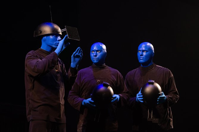Blue Man Group at the Briar Street Theater in Chicago, Chicago, IL, UNITED STATES