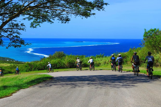 See the sights of the historic, beautiful, and rugged North Coast on top of a comfortable bike. See places like Suicide Cliff, Bird Island and Banzai Cliff as you ride from mountain to the sea.
