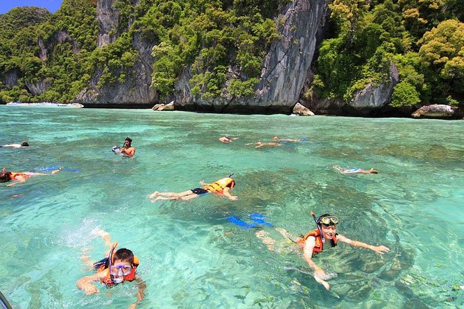 Phi Phi Islands Half Day Tour From Phi Phi by Big Boat, Ko Phi Phi Don, Tailândia
