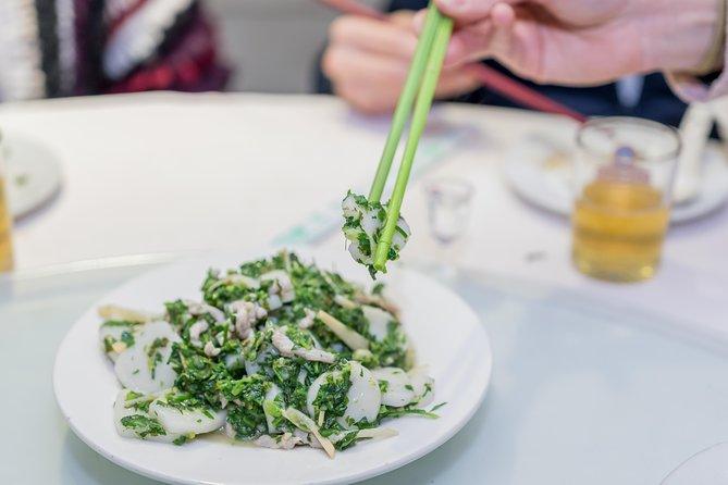 Disfrute de una comida como los habitantes locales: recorrido gastronómico nocturno por Shanghái, Shanghai, CHINA