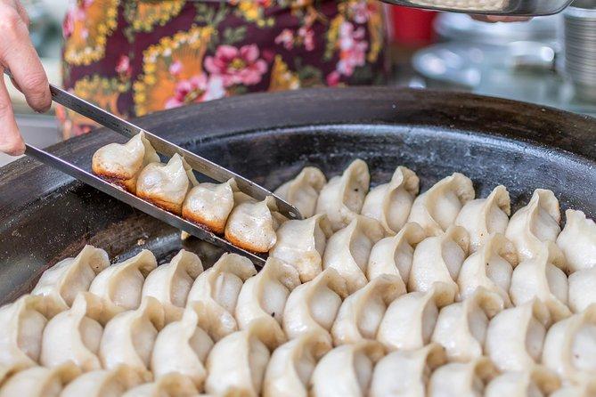 Descubra Shanghái: recorrido gastronómico con clase de cocina y degustación de buñuelos, Shanghai, CHINA