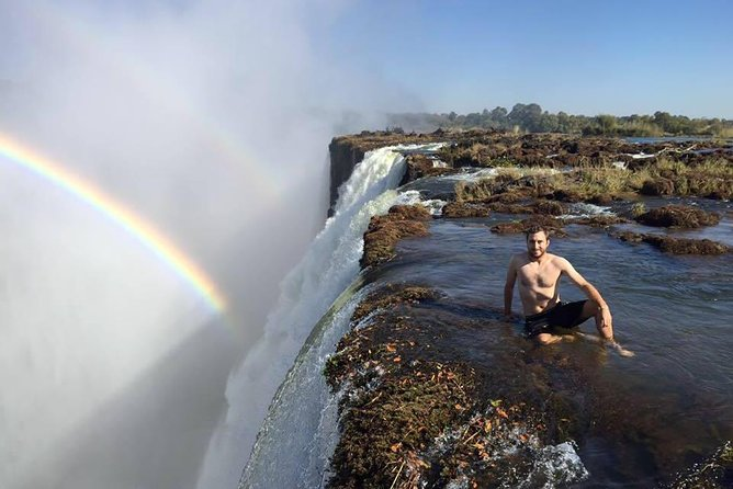 Kasane to Victoria Falls Transfer, Cataratas Victoria, ZIMBABUE