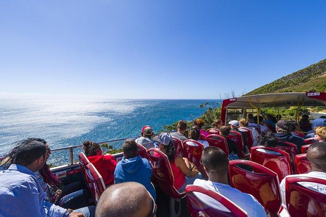 Recorrido en autobús turístico de 1 o 2 días en Ciudad del Cabo con paradas libres, Ciudad del Cabo, SUDAFRICA
