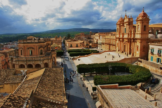 Noto - half day tour (departure from Syracuse), ,