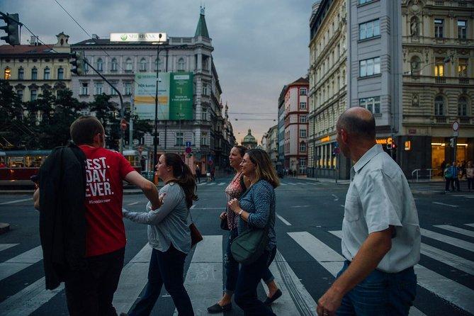 Recorrido a pie por la tarde con cerveza y tapas checas en Praga, Praga, REPUBLICA CHECA