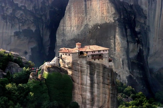 Meteora, Monasteries And Battle of Thermopylae Private Tour From Athens, Atenas, Grécia