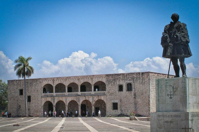 City tour de dia inteiro por Santo Domingo, saindo de Punta Cana, Punta de Cana, REPÚBLICA DOMINICANA