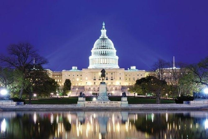DC Monuments By Night, Washington DC, ESTADOS UNIDOS