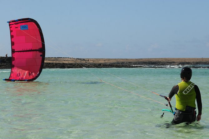 Beginner Kite course: The basics - 2 days course, Fuerteventura, ESPAÑA
