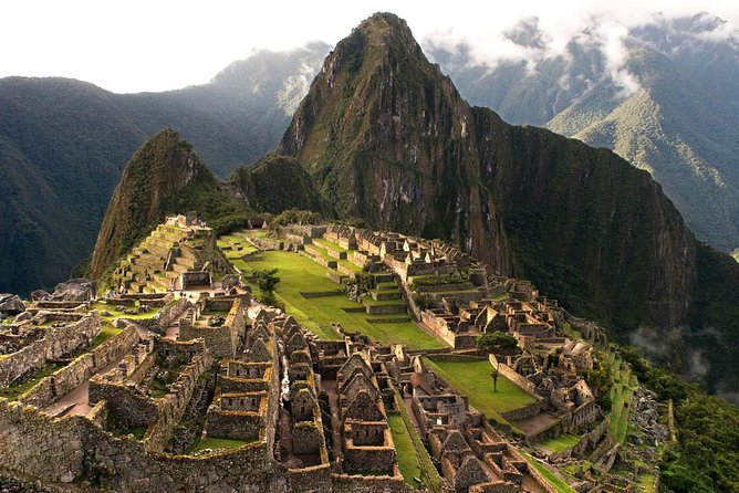 Machu Picchu And Huayna Picchu Entrance Ticket 07:00 Am, Machu Picchu, PERU
