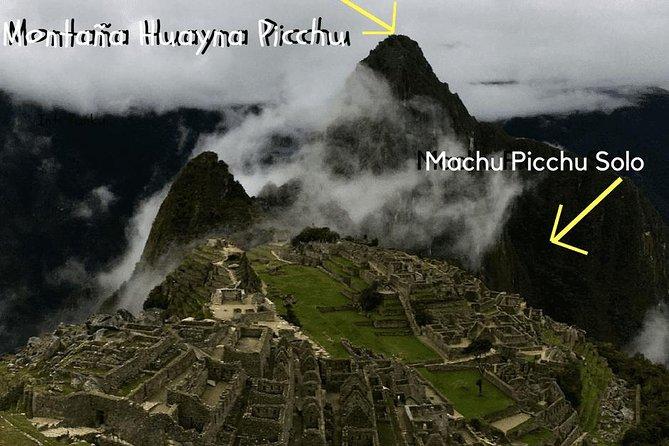 Machu Picchu And Huayna Picchu Entrance Ticket 06:00 Am, Machu Picchu, PERU