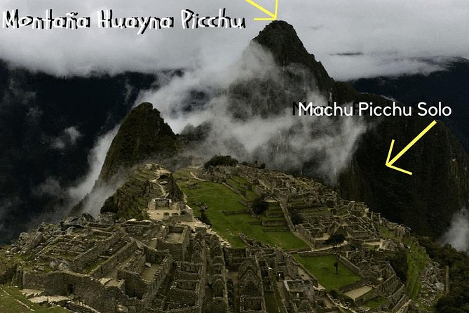Machupicchu And Huayna Picchu Full Day Privat Guided Service, Machu Picchu, PERU