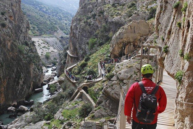 Caminito del Rey from Marbella & Costa del Sol: Private Day Trip, Marbella, ESPAÑA
