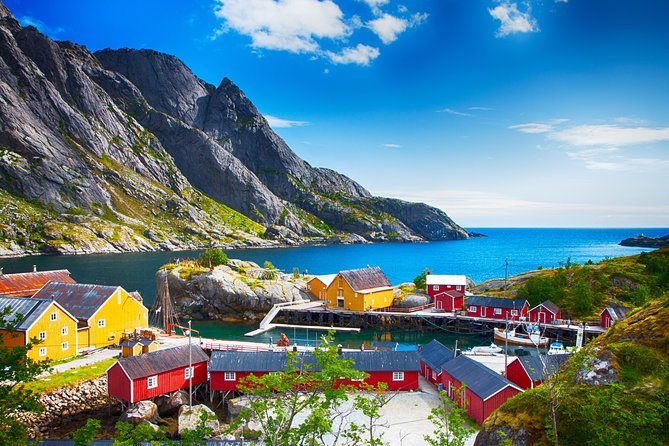 This tour is dedicated to those who love photography. You don't have to be a photographer to be a part of this tour: you have to be a nature lover, keen on discover the hidden parts of the Lofoten archipelago and its unique spots characterized by enchanting lights and colors. <br><br>During this daily tour we will visit the Atlantic side, the wildest side where nature shows its purest and untamed side. The beauty of Haukland beach and its tropical aspect, Utakleiv, known as a real paradise for climbers, are just some of the natural beauties that these islands offer. But Lofoten islands are history, culture, and folklore as well and we want you to be a part of their past history. The fantastic fishing villages of Henningsvær and Nusfjord remind us of a glorious past; Henningsvær and its interesting and picturesque architecture, Nusfjord and the importance of fishing during the Middle Ages;<br><br>The magnificent arctic lights have inspired and continue to inspire artists from all over the world.