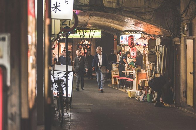 Tokyo by Night: Japanese Food Small Group or Private Tour, Tokyo, JAPON