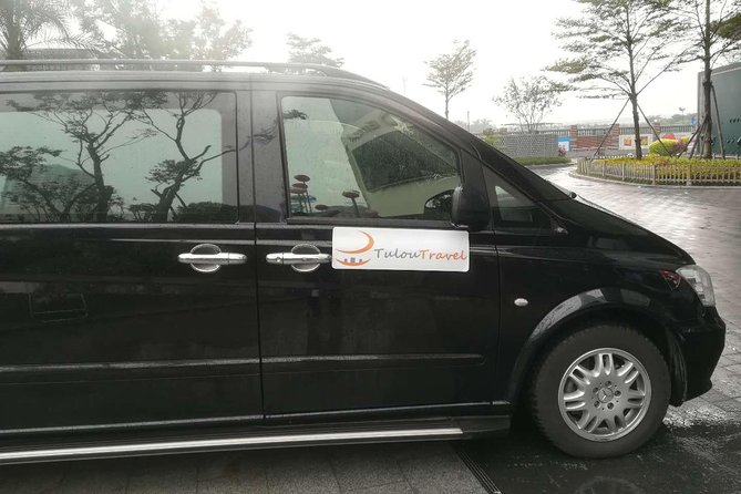 Xiamen Downtown Vehicle Rental - Chinese Speaking Driver, Xiamen, CHINA