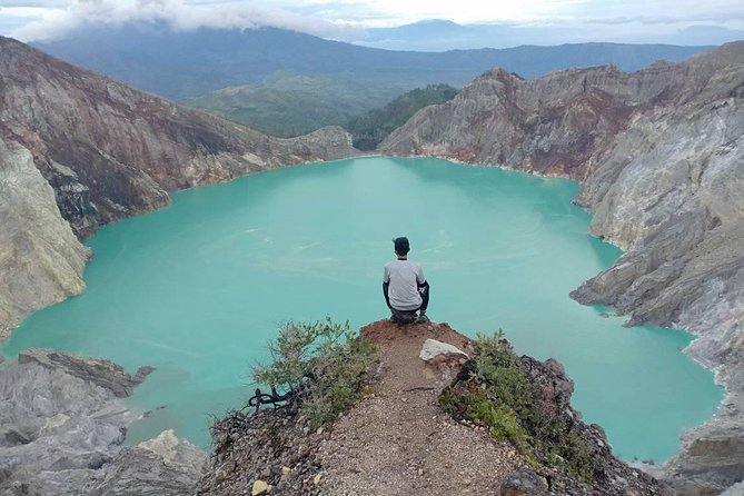 Ijen Crater is the most beautiful sulfur crater in Indonesia with the tosca lake, yellow cliffs and the green vegetation make Ijen crater looked colorful. There are many unique things you can find at Ijen crater, one of two blue fire in the world is located there, you will see the miners with different body with the normal human, they have special heart which bigger than us. also you can enjoy the tropical forest with big trees and fens that will give you the fresh air.