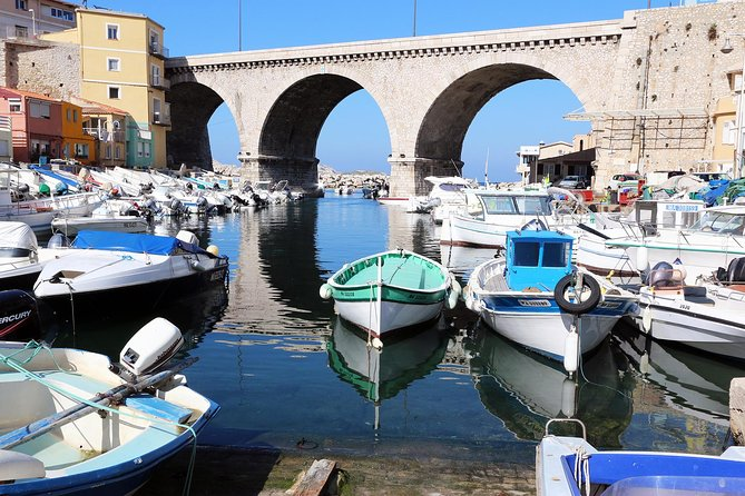 MÁS FOTOS, Marseille discover magical secret little fishing ports - half day private tour